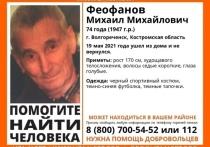 В Ивановской области ищут пропавшего костромича