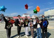 В Якутии встретили участников и призеров Дельфийских игр России
