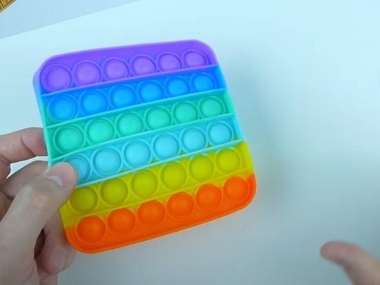 Ставшую популярной по всему миру игрушку оценили в Калифорнийском университете