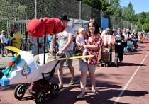 В Петрозаводске пройдёт парад колясок
