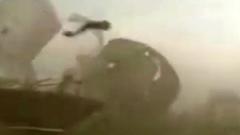 Летающие башни: появилось видео жуткого урагана на Алтае