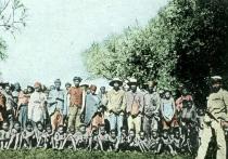 Германия согласилась выплатить миллиардную компенсацию за геноцид в Африке