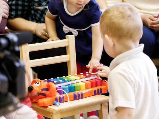 Более 1000 дополнительных мест открыли в детских садах Пскова в 2020 году