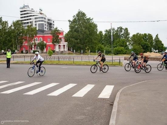 Велосипедный праздник для детей пройдёт в Петрозаводске