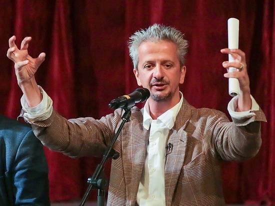 Речь режиссера на Вахтанговском форуме произвела фурор