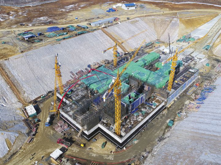 Космодром Восточный – экспресс с новыми технологиями