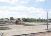 В Челябинске строится «Парк Дружбы» в Тракторозаводском районе