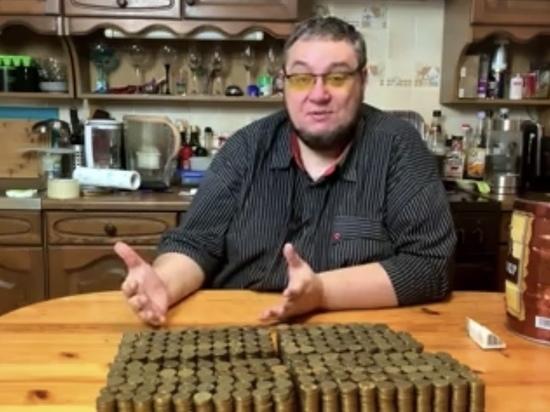 «Я хотел положить на счет 40 тысяч рублей монетами, а меня обвинили в захвате кассы»