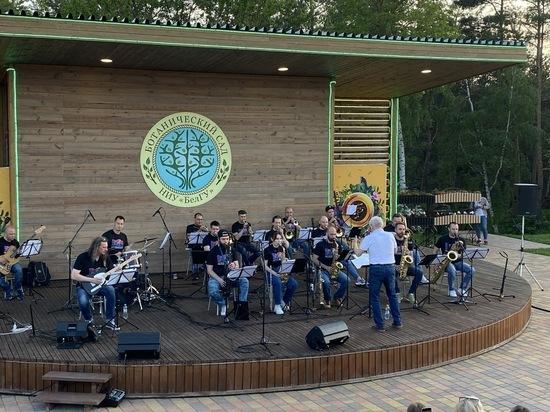 Джазовый концерт открыл шестой сезон «НеслуЧАЙных встреч» в Белгороде. Видео