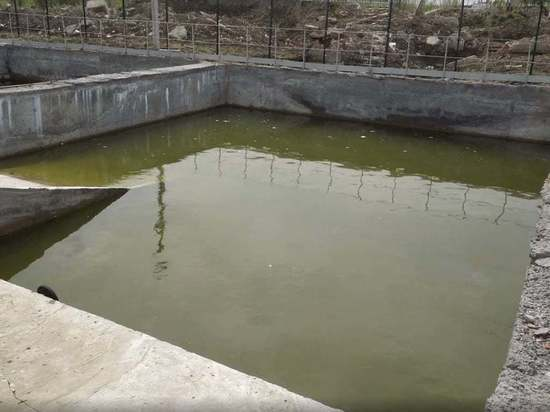 Сточные воды в Локосово очищают бактерии