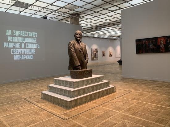 В Москве показали метаморфозы соцреализма