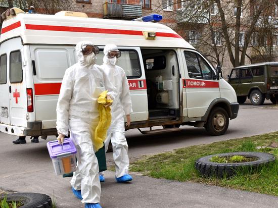 За последние сутки в Поморье выявлено 68 новых случаев заболевания COVID-19