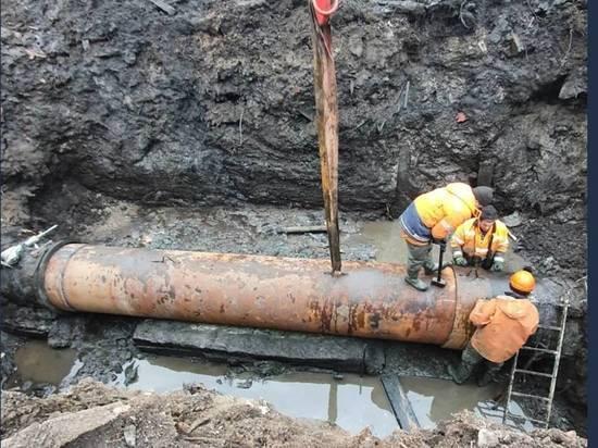 Прокуратура закончила проверку по аварии на водопроводе в Архангельске