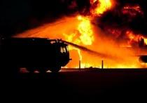Двое жителей Псковской области погибли при пожаре в доме
