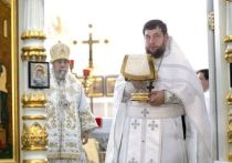 Омские православные отмечают Вознесение Господне