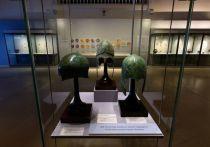 В Исторический музей на выставку «Железный век: Европа без границ», проходящей под знаком Года Германии в России, свезли тысячу с лишним уникальных экспонатов, имеющих постоянную музейную «прописку» в Эрмитаже, Государственном музее изобразительных искусств им