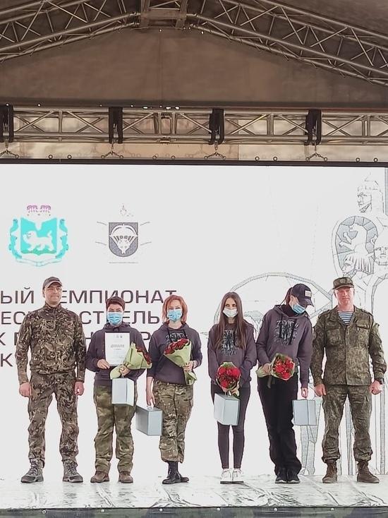 В Псковской области подвели итоги чемпионата по тактической стрельбе