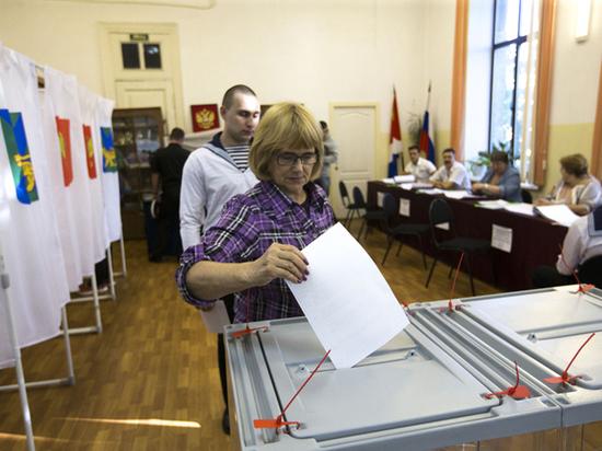 Последний день предварительного голосования начался в Приморье