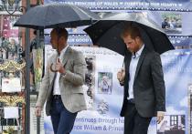Принц Уильям считает, что Гарри испортит отношения с Королевской семьей