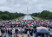 Более 2 тыс. человек в Вашингтоне требуют ввести санкции против Израиля