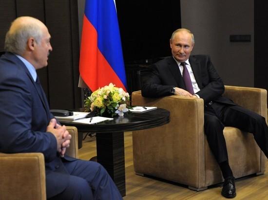 Белорусский лидер действует в состоянии стресса