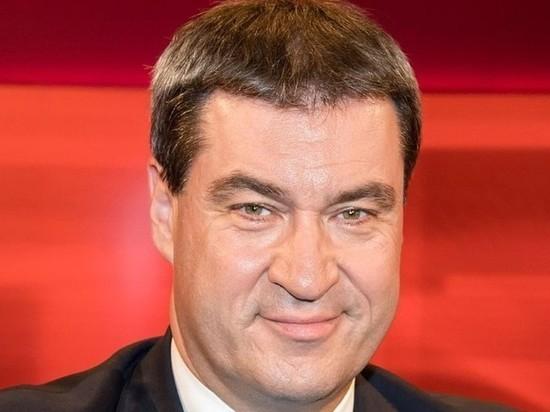 """Германия: Премьер-министр Баварии потребовал скорейшей регистрации """"Спутник V"""""""