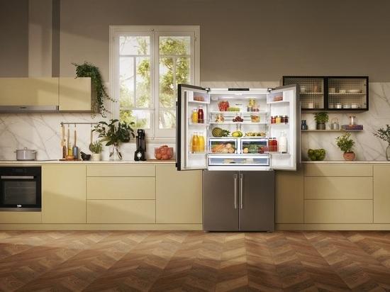 Холодильники: рост продаж на 30% летом
