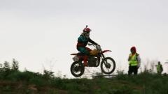 Мотокросс в Серпухове проходил в экстремальных условиях