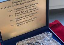 Хрустальный пистолет остался в администрации Псковской области