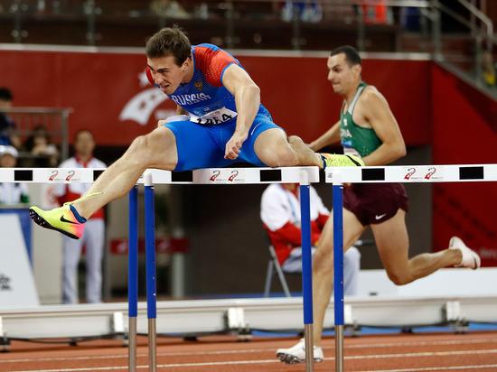 Легкоатлет Шубенков начал сезон: Олимпийские игры не потеряны