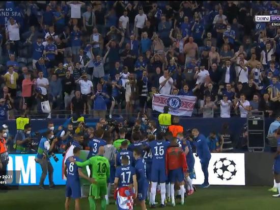 В субботу в Порту на стадионе «Драгау» состоялся финал Лиги чемпионов сезона-2020/21