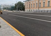 Видео: в Рязани открыли движение по мосту на улице Ленина