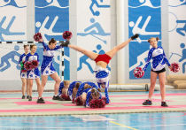 Региональный турнир по чир спорту прошёл в Петрозаводске