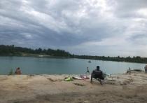 В Челябинской области в Голубом карьере утонул 19-летний парень