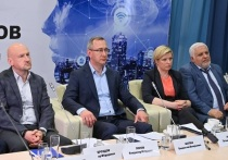 Шапша принял участие в Международном промышленном форуме «Интеллект машин и механизмов»