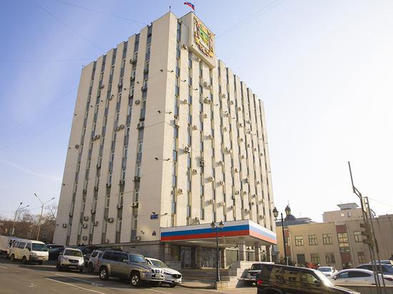 Шестаков увольняет первого заместителя мэра Владивостока