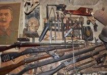 В селе Яйлю Республики Алтай задержали местного жителя, который незаконно изготавливал и продавал оружие