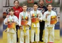 Спортсмены из Серпухова победили на турнире по дзюдо