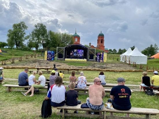 Фестиваль авторской песни завершился в Тульской области