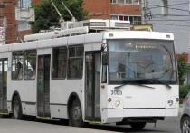 Рязанские троллейбусы №10 снова начали ходить до площади Попова