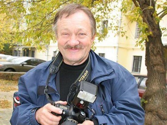 В Челябинске скончался известный фотограф