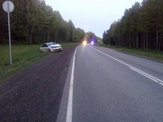 В Кировской области водитель «Фольксваген» насмерть сбил пешехода