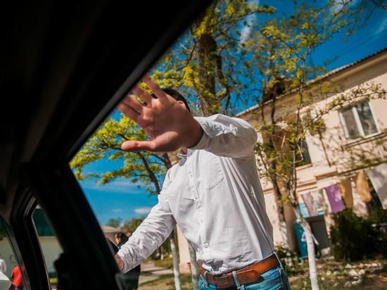 За прошедшую неделю на дорогах Калмыкии произошло девять ДТП