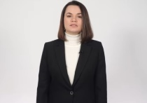 Тихановская заявила о необходимости новых санкций ЕС против Белоруссии
