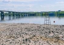 Костромcкие пляжи к летнему сезону готовы, но можно ли будет на них купаться — еще вопрос
