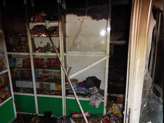 В Туве завершено расследование хищения из магазина сейфа с деньгами