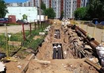 Т Плюс завершила монтаж новых трубопроводов на ул. Маршала Конева, 13