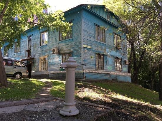 «Обратная сторона Хабаровска»: «вечный» барак в центре города