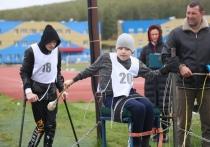 Легкоатлетические соревнования инвалидов провели на Сахалине