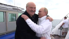 Лукашенко, Коля и Путин на яхте: видео посиделок с морсом